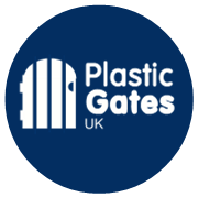 Plastic Gates UK - High quality maintenance free upvc plastic gates